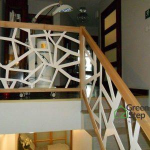 Balustrada laser cnc