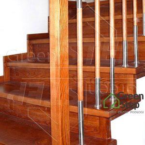 Balustrada tralkowa Klara 18