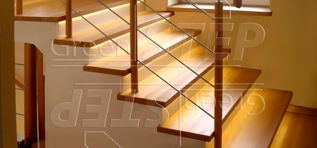 Schody na konstrukcję betonową