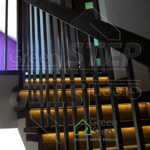 Balustrada tralkowa Klara 20