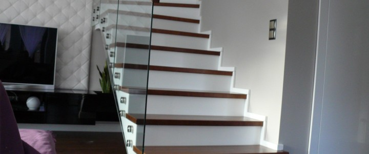 Szkło – balustrada ze szkła