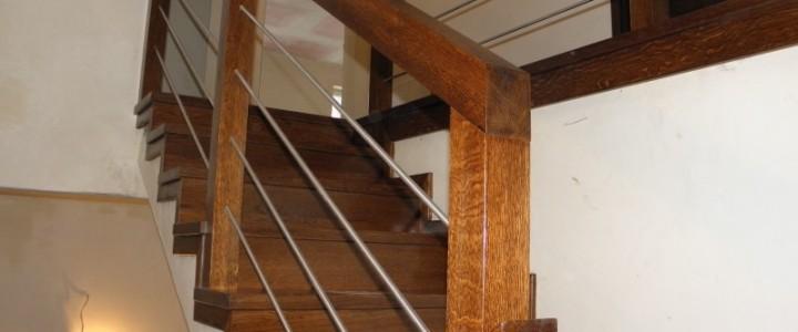 Ala – balustrada ramowa z relingami