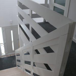 Balustrada tralkowa Klara 1
